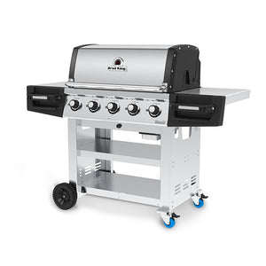 Broil King Regal S520 Commercial Gas BBQ Right Side View