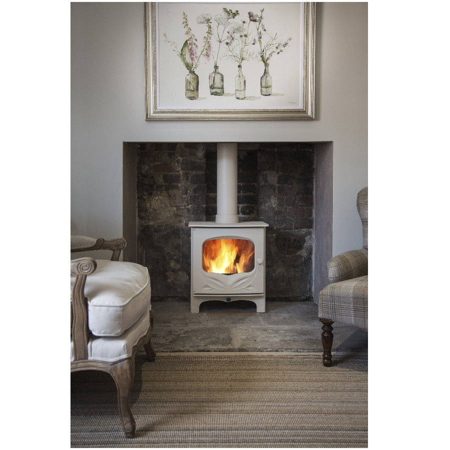 Charnwood Bembridge Eco Design in Fireplace