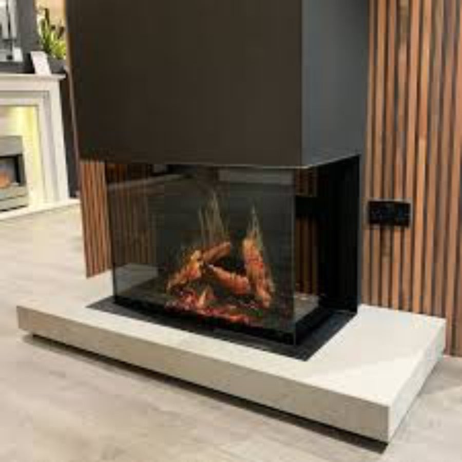 Virtuo Dru 80/3 3d fire place high end luxury