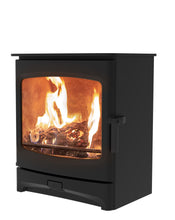 Load image into Gallery viewer, Charnwood Aire 7 Woodburning Stove Low Black Colour