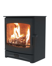 Load image into Gallery viewer, Charnwood Aire 7 Woodburning Stove Low Blue Colour