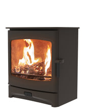 Load image into Gallery viewer, Charnwood Aire 7 Woodburning Stove Low Brown Colour