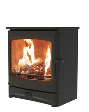 Load image into Gallery viewer, Charnwood Aire 7 Woodburning Stove Low Gunmetal Colour