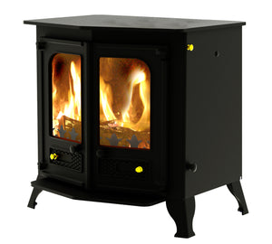 Charnwood Country 12 in Black