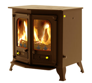 Charnwood Country 12 in Bronze