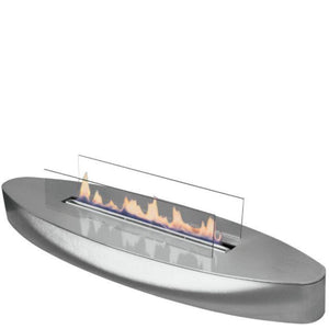 Ebios Elipse Base Bio Ethanol Table Fire Mobile Portable