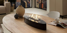 Load image into Gallery viewer, Ebios Elipse Base Mini Bio Ethanol Table Fire Mobile Portable