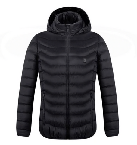 Puffer Heated Jacket