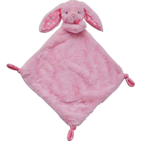 Snuggle Chums Comforter in Pink