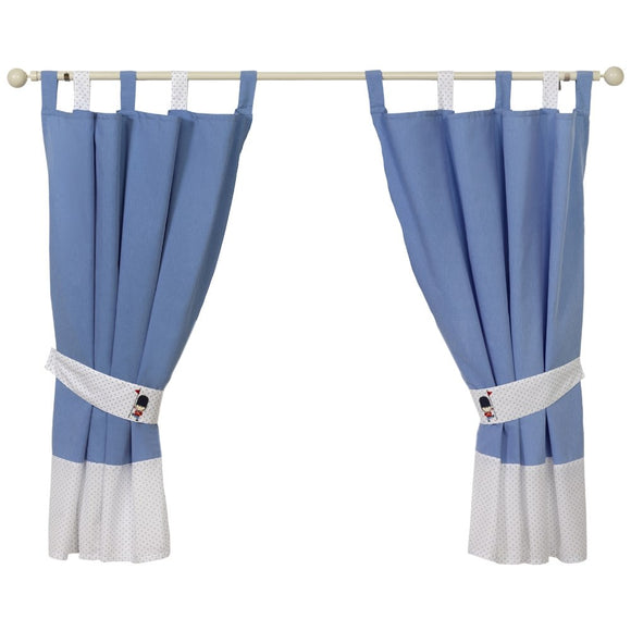 Little Soldier Curtains