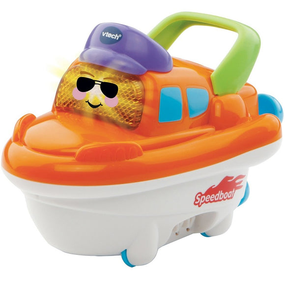 VTech Toot Toot Splash World Speed Boat