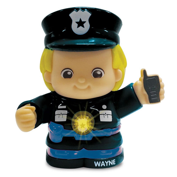 VTech Toot Toot Friends Police Officer Wayne