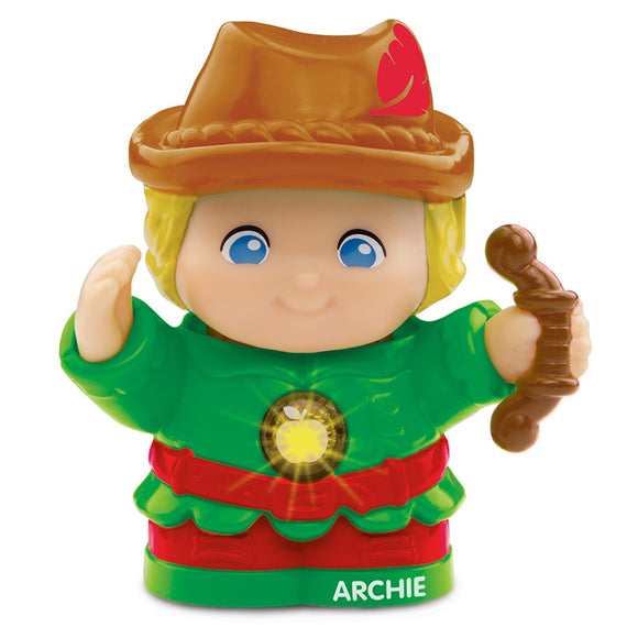 VTech Toot Toot Kingdom Friends Archer Archie
