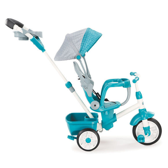 Little Tikes Perfect Fit 4-in-1 Trike in Teal