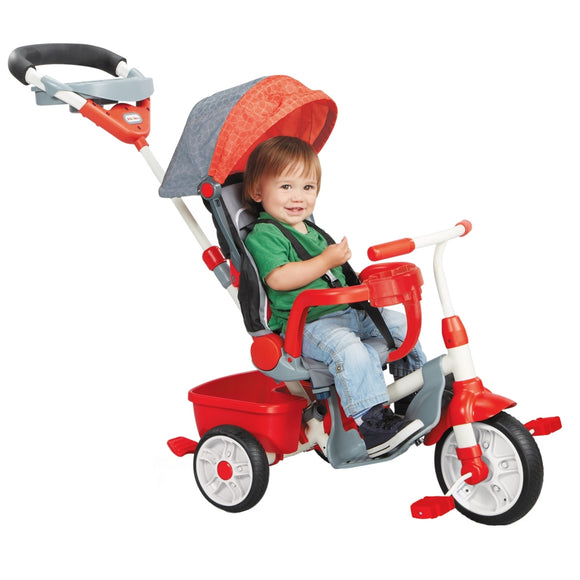 Little Tikes 5-in-1 Deluxe Ride and Relax Recliner Trike