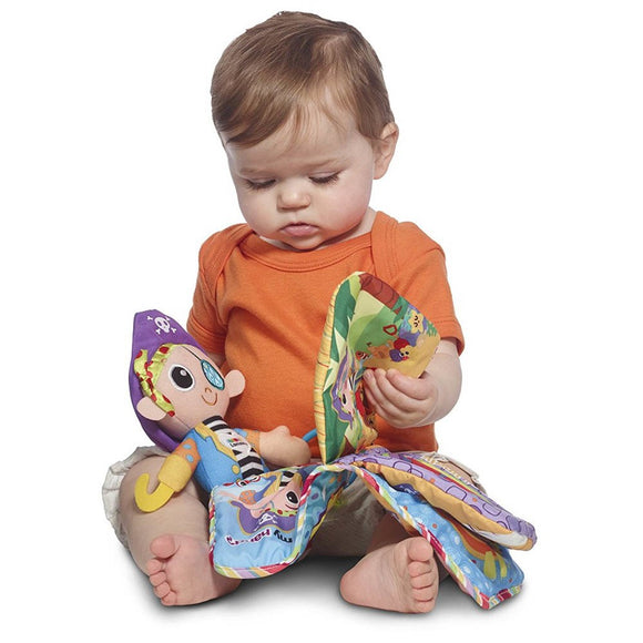 Lamaze Listen and Match Storytime Book