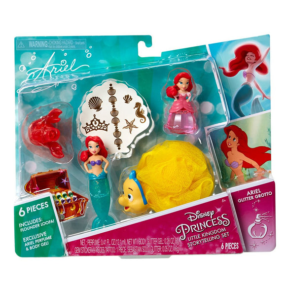 Disney Princess Little Kingdom Storytelling Playset