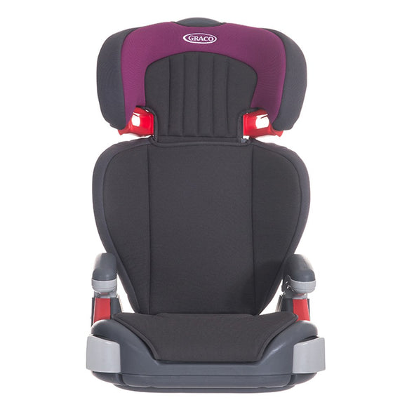 Graco Junior Group 2 & 3 Maxi Car Seat in Royal Plum