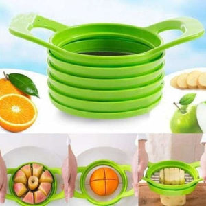 6 In 1 Multi-function Fruit Vegetable Slicer - Shredders & Slicers