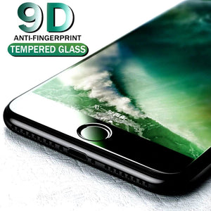 9D Phone Tempered Glass