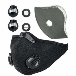 Anti-Dust Training Mask - Cycling Face Mask - anti-dust-training-mask