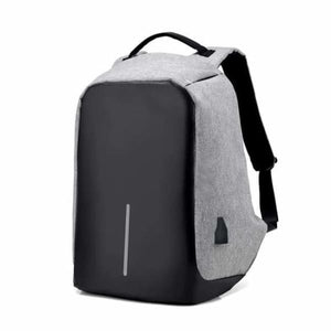 Anti-Theft USB Charging Backpack - Backpacks