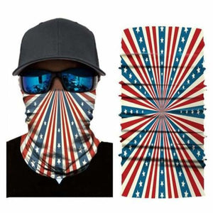 Anti-UV Windproof Cycling Face Mask Neck - Cycling Face Mask - 00AC104 - bike-half-face-mask-1