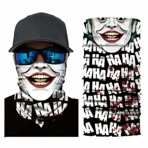 Anti-UV Windproof Cycling Face Mask Neck - Cycling Face Mask - 0AC38 - bike-half-face-mask-1