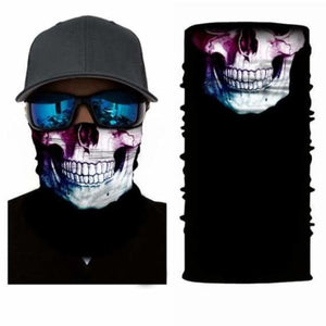 Anti-UV Windproof Cycling Face Mask Neck - Cycling Face Mask - ALMZ1Z - bike-half-face-mask-1