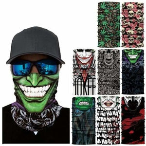 Anti-UV Windproof Cycling Face Mask Neck - Cycling Face Mask - bike-half-face-mask-1