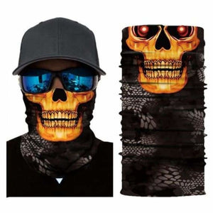 Anti-UV Windproof Cycling Face Mask Neck - Cycling Face Mask - DC03 - bike-half-face-mask-1