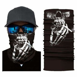 Anti-UV Windproof Cycling Face Mask Neck - Cycling Face Mask - DC05 - bike-half-face-mask-1