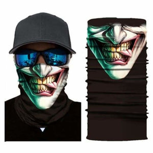 Anti-UV Windproof Cycling Face Mask Neck - Cycling Face Mask - DC07 - bike-half-face-mask-1