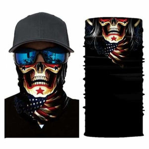 Anti-UV Windproof Cycling Face Mask Neck - Cycling Face Mask - DC11 - bike-half-face-mask-1
