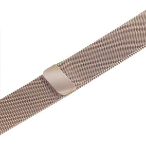 Apple iWatch Strap band in Milanese Steel - Vintage gold / 38mm 40mm - Watchbands