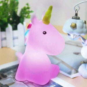 Baby Night Light LED Unicorn Lamp - LED Night Lights - Colourful unicorn 1 -