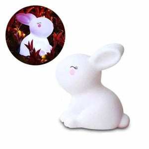 Baby Night Light LED Unicorn Lamp - LED Night Lights - Rabbit lights -