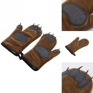 Bear Paw Oven Glove