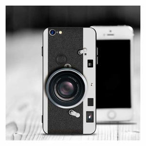 Camera Case For iPhone - Camera / for iPhone 6 6s - Fitted Cases