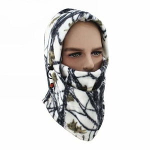 Camouflage Cap Winter face mask - Motorcycle Face Mask - A-03 - camouflage-cap-winter-face-mask