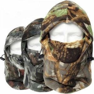 Camouflage Cap Winter face mask - Motorcycle Face Mask - camouflage-cap-winter-face-mask