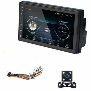 Car Multimedia Player - Home - With 4 LED Camera - car-multimedia-player