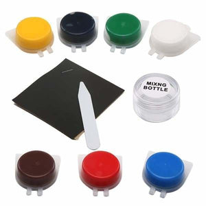 Car Seat Leather Repair Kit - Polishes