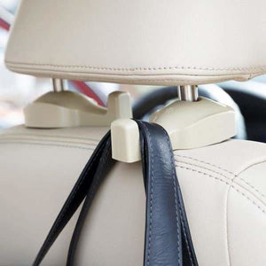 Car Seat Shopping Hooks - Stowing Tidying
