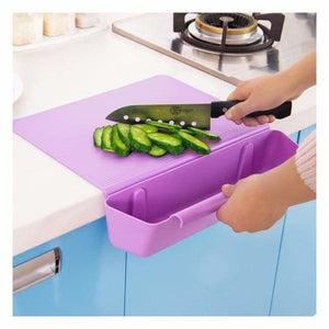Chopping Board & Catcher - Chopping Blocks - chopping-board-catcher