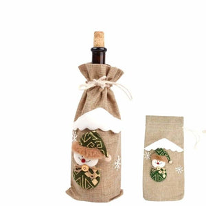Christmas Decoration Gifts - Pendant & Drop Ornaments - Wine bottle Cap Tights-2 - christmas-decoration-ornament