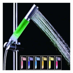 Color Changing LED Shower Head - Shower Heads - color-changing-led-shower-head