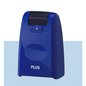 Confidential Seal Roller Stamp - Blue 26mm