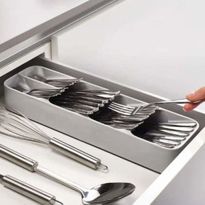 Cutlery Organiser Tray - Storage Drawers - cutlery-organiser-tray