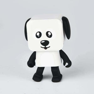 Dancing Robot Dog Bluetooth Speaker - Portable Speakers